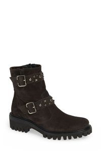 Paul Green Moto Platform ANTHRACITE Boots