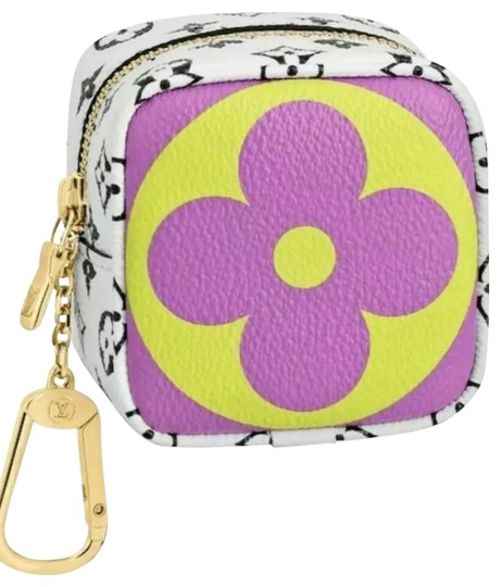Preload https://img-static.tradesy.com/item/25781621/louis-vuitton-limited-edition-cube-lilac-pink-green-monogram-canvas-and-monogram-reverse-canvas-wris-0-2-540-540.jpg