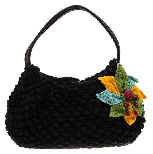 Preload https://img-static.tradesy.com/item/25781795/sonia-rykiel-multicolor-floral-black-crochet-hobo-bag-0-1-540-540.jpg