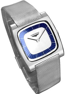 Longines 1970's Longines Vintage Mens Midsize Ultra Thin Classic Retro Watch -