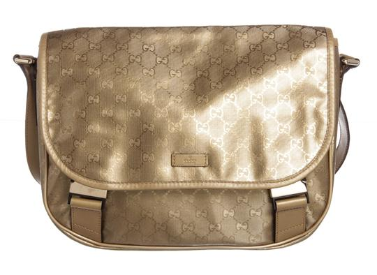 Preload https://img-static.tradesy.com/item/25781850/gucci-plus-trim-metallic-gold-coated-canvas-and-leather-messenger-bag-0-0-540-540.jpg