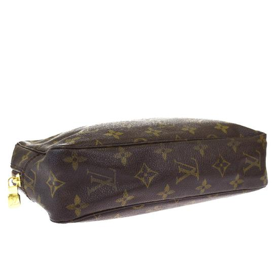 Louis Vuitton Made In France Brown Clutch Image 5