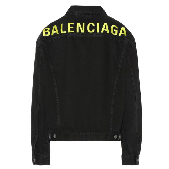 Preload https://img-static.tradesy.com/item/25781901/balenciaga-like-a-man-logo-jacket-size-8-m-0-0-650-650.jpg