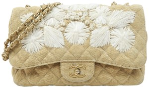 Chanel Jumbo Country Coco Flap Shoulder Bag