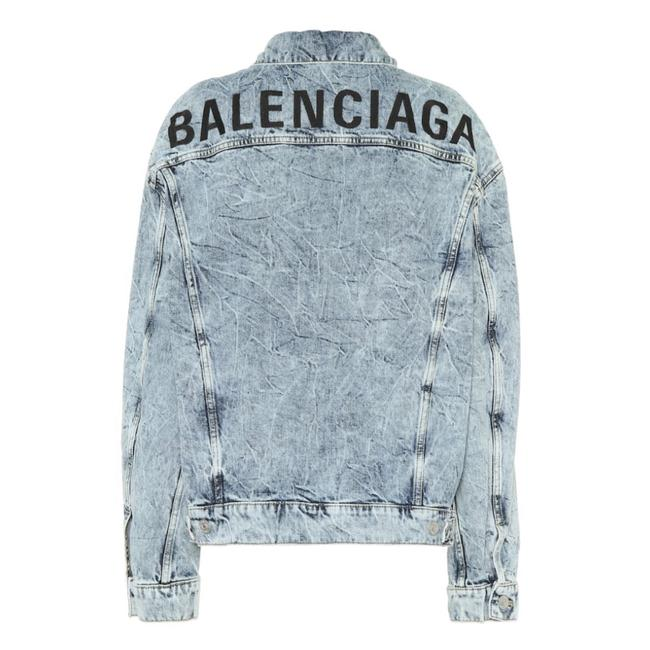 Preload https://img-static.tradesy.com/item/25781925/balenciaga-like-a-man-logo-jacket-size-0-xs-0-0-650-650.jpg