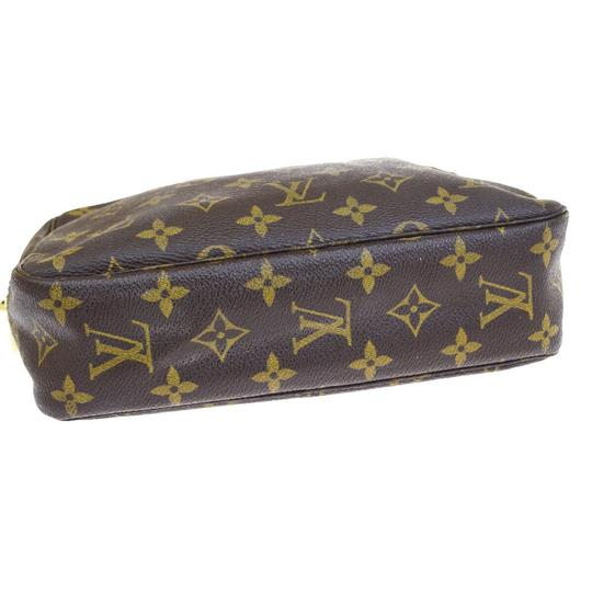 Louis Vuitton Made In France Brown Clutch Image 4