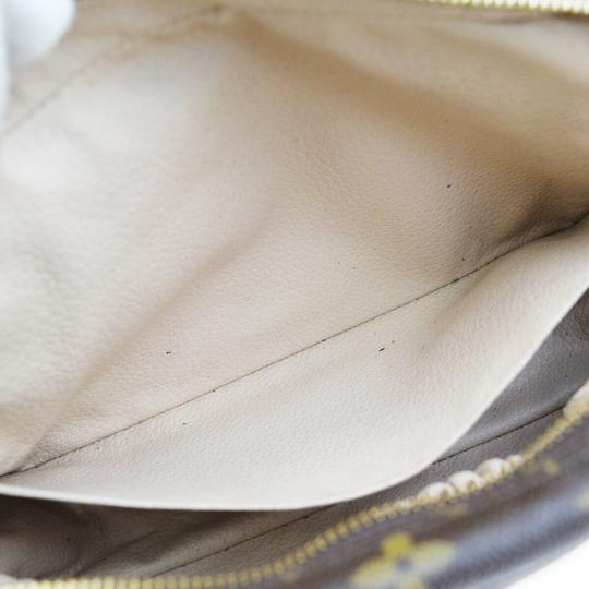 Louis Vuitton Made In France Brown Clutch Image 8