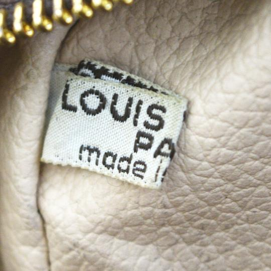Louis Vuitton Made In France Brown Clutch Image 9