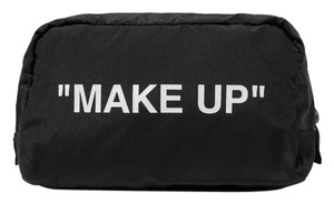 Off-White™ Printed shell make up bag