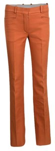 Chloé Cotton Knit Flared Trouser/Wide Leg Jeans - item med img