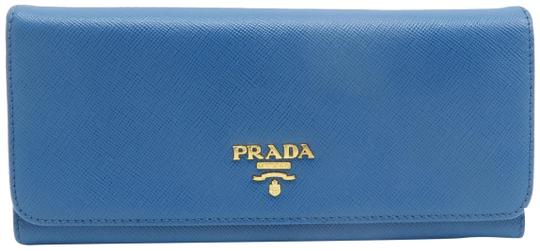 Preload https://img-static.tradesy.com/item/25782033/prada-blue-vitello-shine-flap-wallet-0-1-540-540.jpg