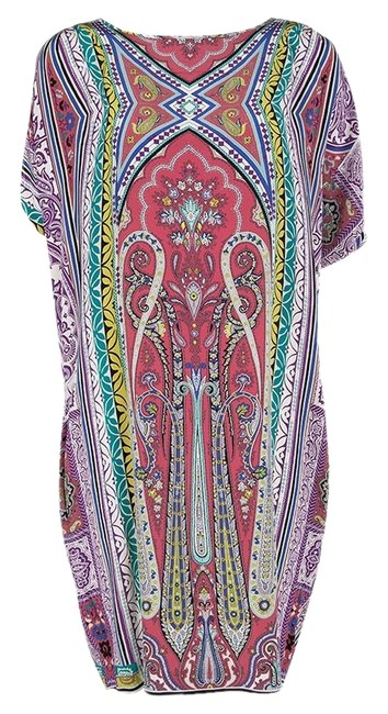 Preload https://img-static.tradesy.com/item/25782058/etro-multicolor-l-printed-silk-slit-sleeve-detail-shift-mid-length-short-casual-dress-size-12-l-0-1-650-650.jpg