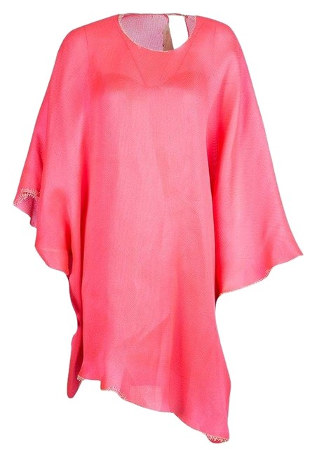 Roksanda Ilincic Oversized Silk Cotton Tunic Image 0