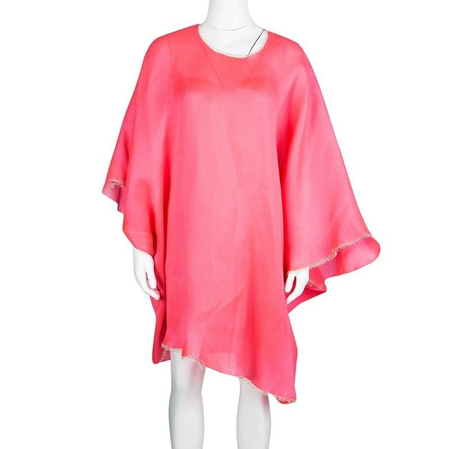 Roksanda Ilincic Oversized Silk Cotton Tunic Image 1