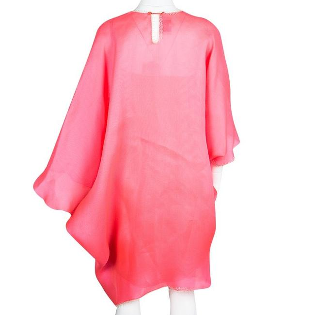Roksanda Ilincic Oversized Silk Cotton Tunic Image 2