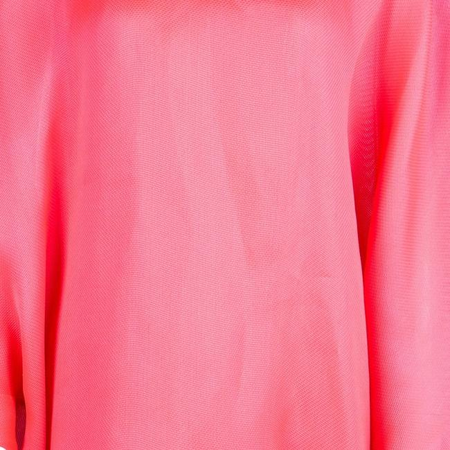 Roksanda Ilincic Oversized Silk Cotton Tunic Image 4
