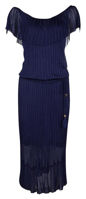 Preload https://img-static.tradesy.com/item/25782081/gucci-navy-blue-perforated-rib-knit-ruffle-detail-belted-mid-length-casual-maxi-dress-size-8-m-0-1-650-650.jpg