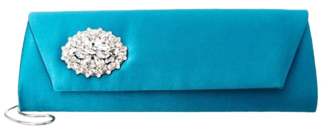 Item - (New) Imperial Green Satin Clutch