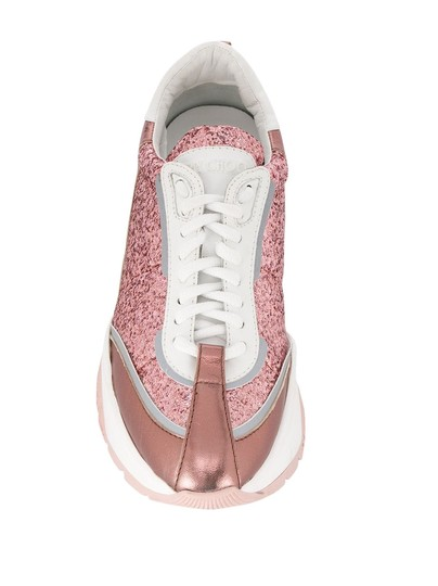 Jimmy Choo Sneaker Raine Igf Pink Athletic Image 2