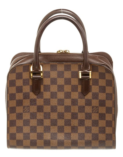 Preload https://img-static.tradesy.com/item/25782229/louis-vuitton-triana-116-7-damier-ebene-brown-canvas-and-leather-satchel-0-0-540-540.jpg