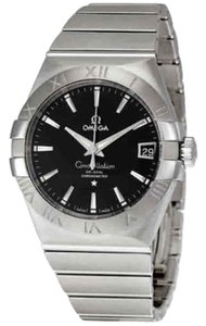 Omega Constellation Date Dial Automatic Men's Watch
