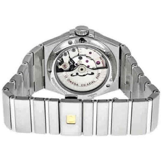 Omega Constellation Date Dial Automatic Men's Watch Image 2