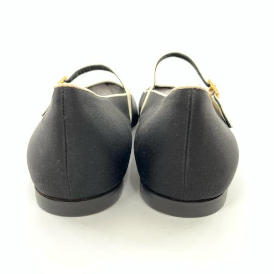 Kate Spade black with white trim Flats Image 2