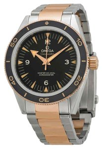 Omega Seamaster Automatic 18kt Rose Gold Men's Watch