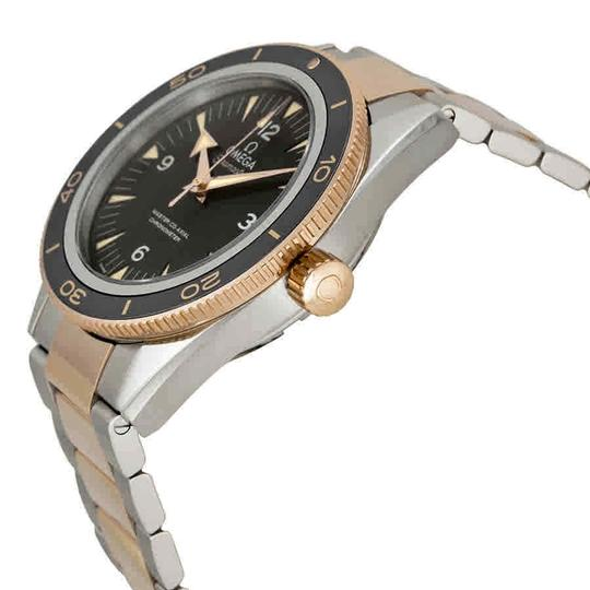 Omega Seamaster Automatic 18kt Rose Gold Men's Watch Image 1