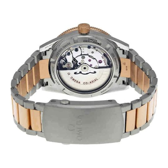 Omega Seamaster Automatic 18kt Rose Gold Men's Watch Image 2