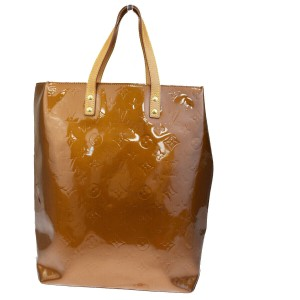 Louis Vuitton Made In France Tote in Bronze
