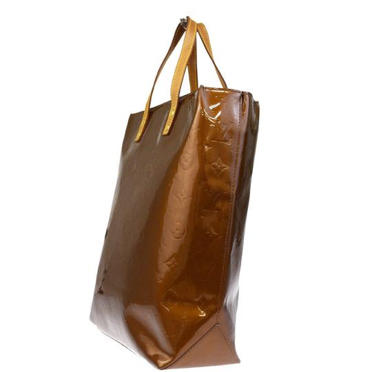 Louis Vuitton Made In France Tote in Bronze Image 1