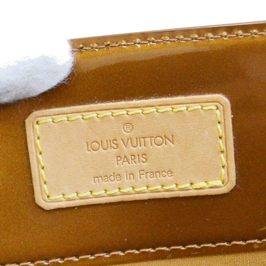 Louis Vuitton Made In France Tote in Bronze Image 7