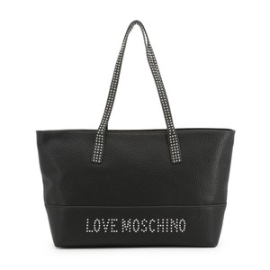 Love Moschino Tote in Black