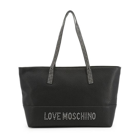 Preload https://img-static.tradesy.com/item/25782271/love-moschino-shopping-bag-black-faux-leather-tote-0-0-540-540.jpg