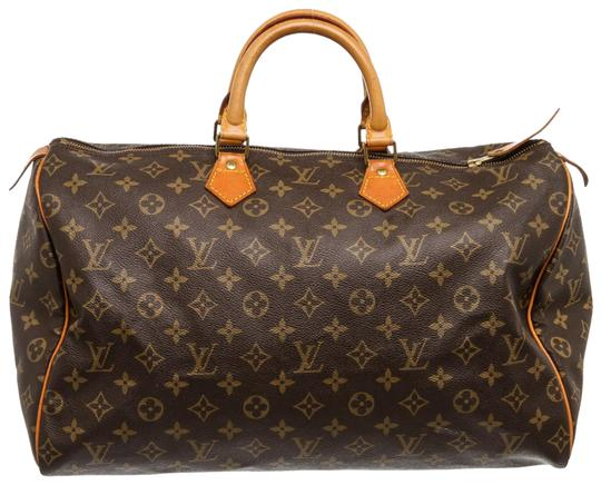 Preload https://img-static.tradesy.com/item/25782297/louis-vuitton-speedy-monogram-40-cm-brown-canvas-and-leather-satchel-0-1-540-540.jpg