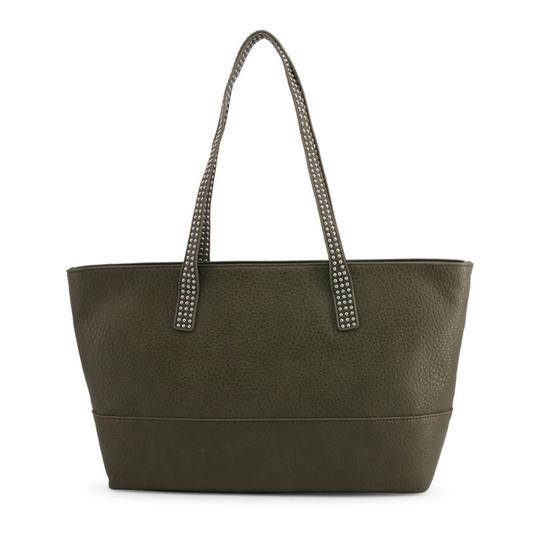 Love Moschino Tote in Green Image 2