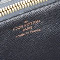 Louis Vuitton Made In France Black Travel Bag Image 10