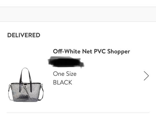 Off-White Tote in black Image 3