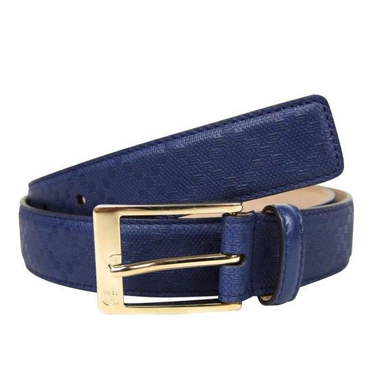Preload https://img-static.tradesy.com/item/25783049/gucci-navy-blue-square-leather-belt-with-buckle-345658-4232-groomsman-gift-0-0-540-540.jpg