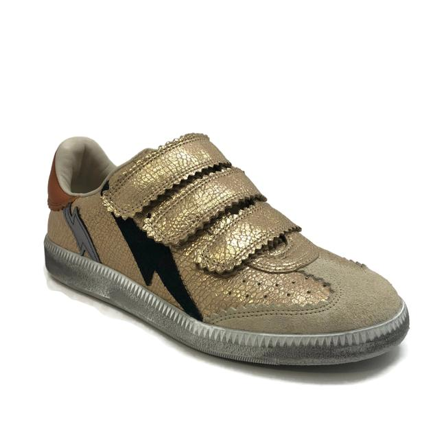 Item - Gold Multi Beth Sneakers Size EU 36 (Approx. US 6) Regular (M, B)