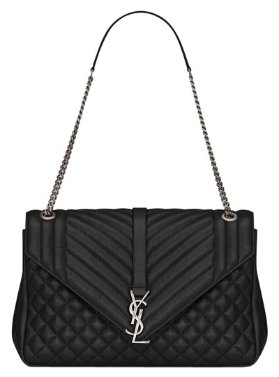 Preload https://img-static.tradesy.com/item/25783359/saint-laurent-monogram-college-medium-triquilt-quilted-black-calfskin-leather-shoulder-bag-0-1-540-540.jpg
