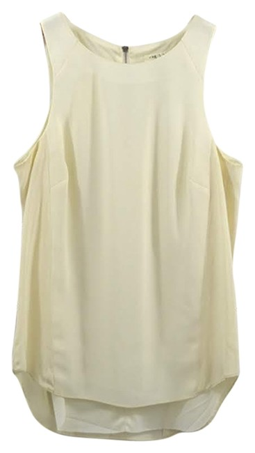 Item - Ivory / Silver Layered #185-38 Blouse Size 2 (XS)
