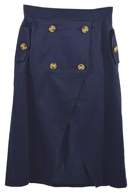 Preload https://img-static.tradesy.com/item/25783782/cmeo-collective-blue-brown-cmeo-185-45-skirt-size-4-s-27-0-1-650-650.jpg