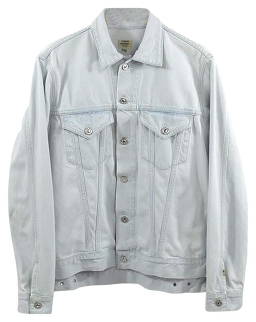 Item - Blue / Silver Jean #185-58 Jacket Size 8 (M)