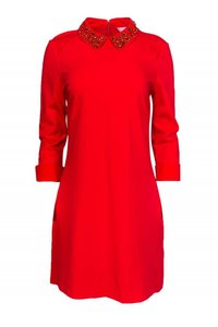 Ted Baker short dress red Day Shift on Tradesy