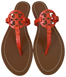 Tory Burch Red ( Exotic Red ) Sandals