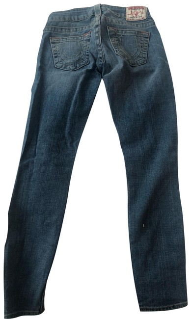 Item - Light Blue Wash Holly Skinny Jeans Size 0 (XS, 25)