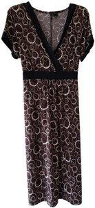 New Directions Plus-size Stretchy Machine Washable Polyester Comfortable Dress