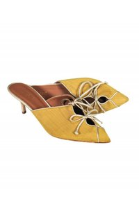 Malone Souliers Pumps yellow Mules